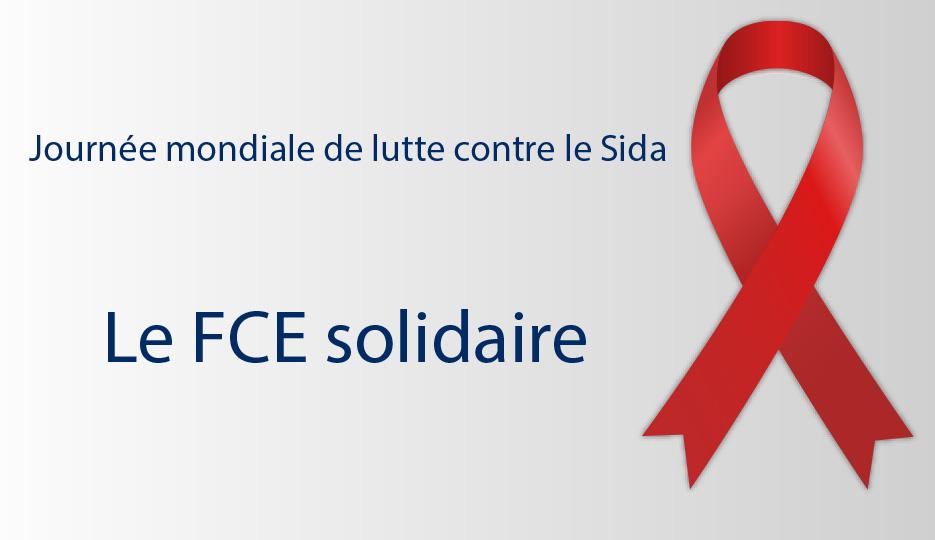 Journée mondiale de lutte contre le Sida : Le FCE solidaire