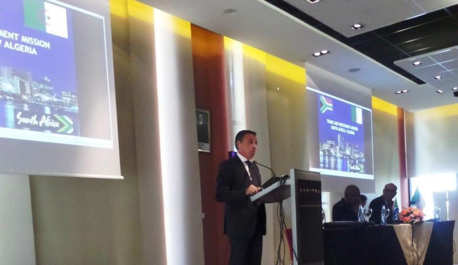 Forum d'affaires algéro-africain : Le FCE préconise des partenariats diversifiés