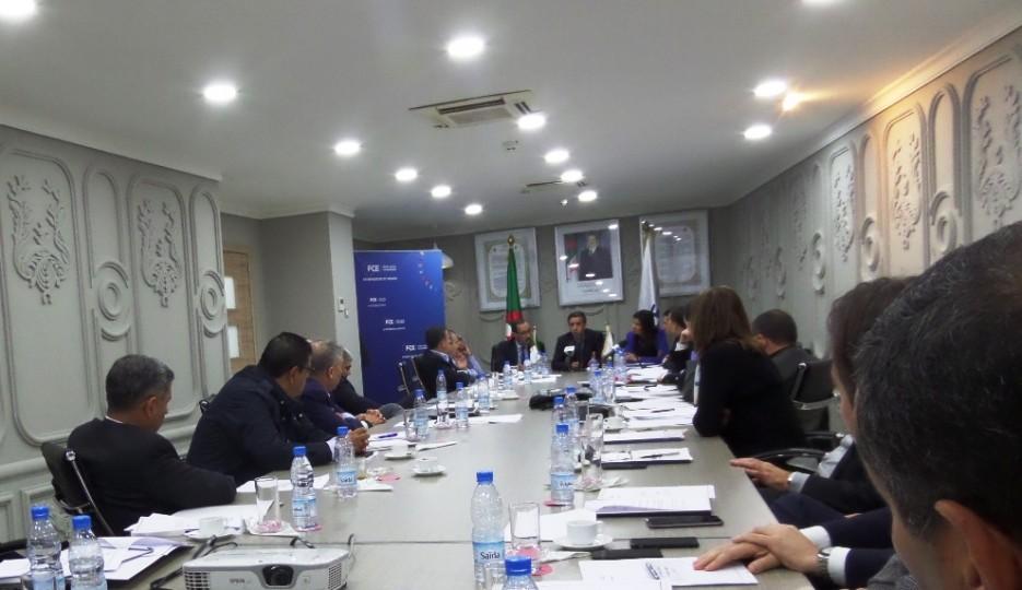 Réunion du Conseil Exécutif du FCE : Élections des délégués de wilayas en février 2018