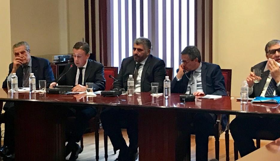 AG De la Chambre Algérienne de Commerce et de l'Industrie France : Le partenariat FCE France et CACI France salué