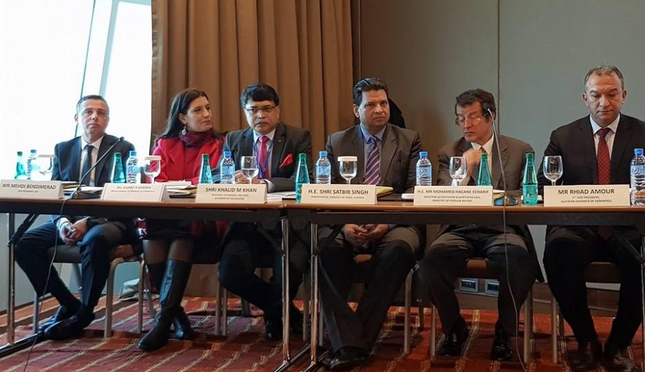 Coopération économique algéro-indienne : Le FCE identifie des opportunités d'investissements à saisir