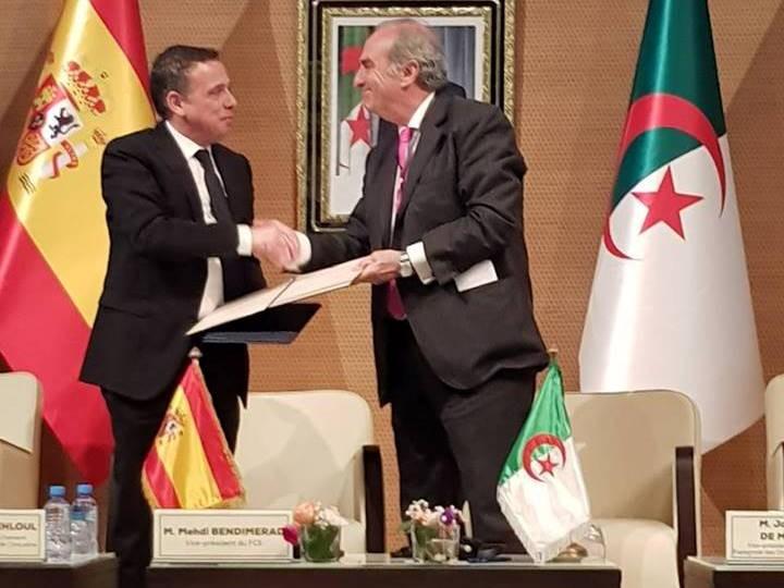 Coopération algéro-espagnole : Création d'un Conseil d'affaire par le FCE et CEOE