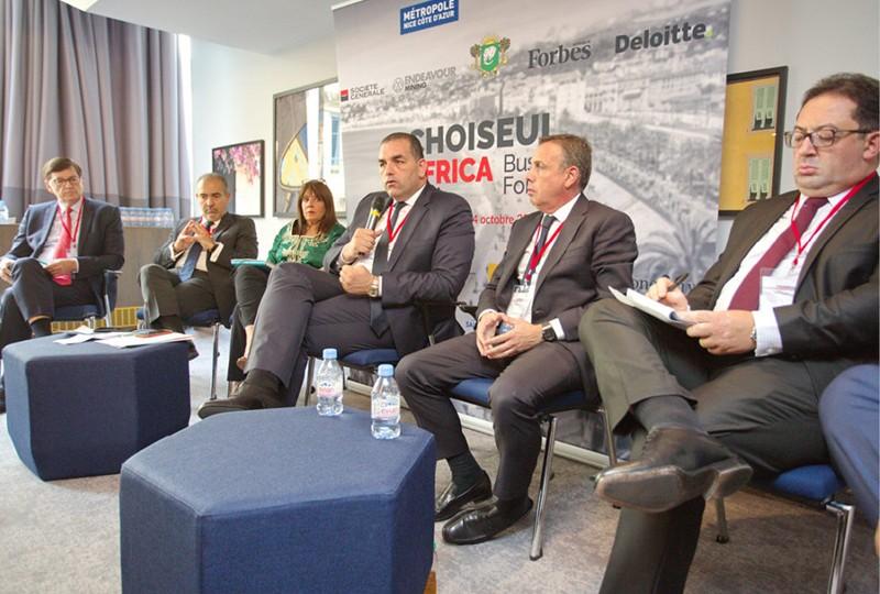 M. Sami AGLI au Choiseul Africa Business Forum : «L'économie algérienne offre d'importantes opportunités de partenariats»