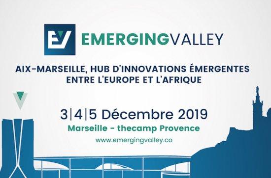 Il sera accompagné d'une délégation du Forum: Sami AGLI prend part à Emerging Valley 2019