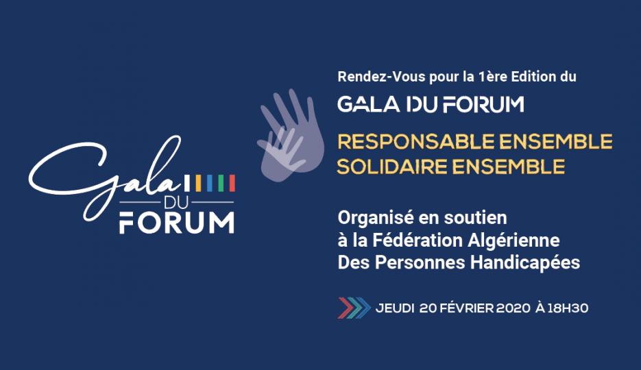 Sous le signe de la solidarité et l'engagement sociétal : Les «Gala du Forum» bientôt lancés